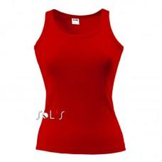 Sol's 11240 cactus női trikó, red 145 \11240-145\