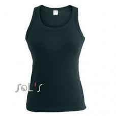 Sol's 11240 cactus női trikó, black 312 \11240-312\