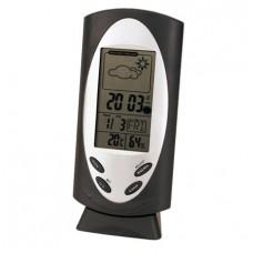 asztali óra / hőmérő / páratartalom mérő / időjárás jelző \T-0401020\