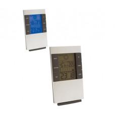 asztali óra / hőmérő / páratartalom mérő / időjárás jelző \T-0401031\