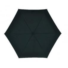 mini automata alumínium esernyő műanyag dobozban, fekete \T-0101056\