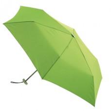 szuper lapos mini teleszkópos esernyő, világos zöld \T-0101141\