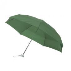 esernyő, teleszkópos aluminium, s.zöld \T-0101171\
