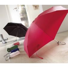 esernyő, teleszkópos aluminium, piros \T-0101174\
