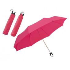 Twist' összecsukható esernyő, pink \T-0101205\