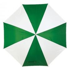 automata esernyő, zöld/fehér \T-0103013\