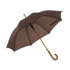 Tango automata, fanyelű esernyő, barna \T-0103141\