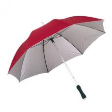 Joker alumínium esernyő, ezüst/vörös \T-0103184\
