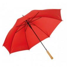 Limbo 8 paneles automata esernyő, piros \T-0103364\