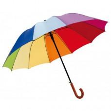 Rainbow light 12 paneles automata esernyő, szivárvány 120 cm-es \T-0104054\