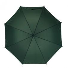 Mobile golf esernyő tokkal, fém nyéllel, dupla erősítésű bordázat s.zöld \T-0104141\