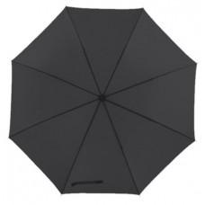 Mobile golf esernyő tokkal, fém nyéllel, dupla erősítésű bordázat fekete \T-0104143\