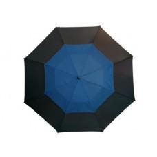 Monsun' üvegszálas golfernyő fekete / royalkék \T-0104170\