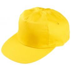 baseball sapka, sárga \T-0702043\