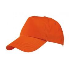 baseball sapka, narancs \T-0702048\
